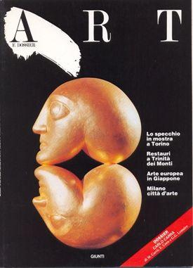 Art e dossier n. 13, Maggio 1987