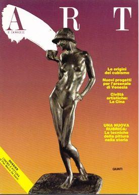 Art e dossier n. 16, Settembre 1987