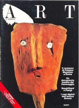 Art e dossier n. 18, Novembre 1987