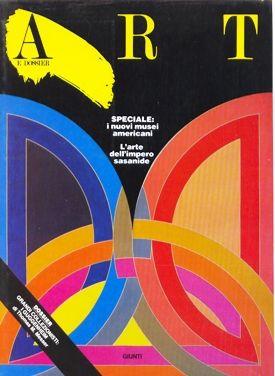 Art e dossier n. 20, Gennaio 1988