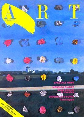 Art e dossier n. 25, Giugno 1988