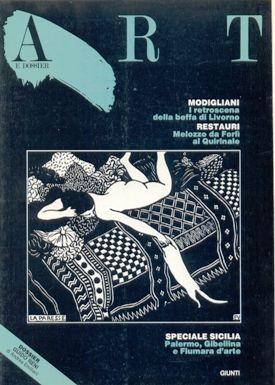 Art e dossier n. 27, Settembre 1988