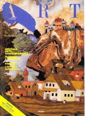 Art e dossier n. 31, Gennaio 1989