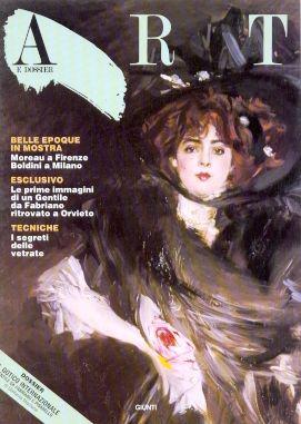 Art e dossier n. 34, Aprile 1989