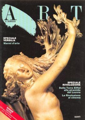 Art e dossier n. 37, Luglio/Agosto 1989