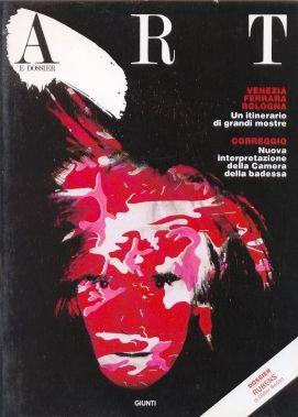 Art e dossier n. 44, Marzo 1990