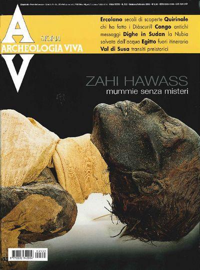Archeologia Viva n. 133 - gennaio/febbraio 2009