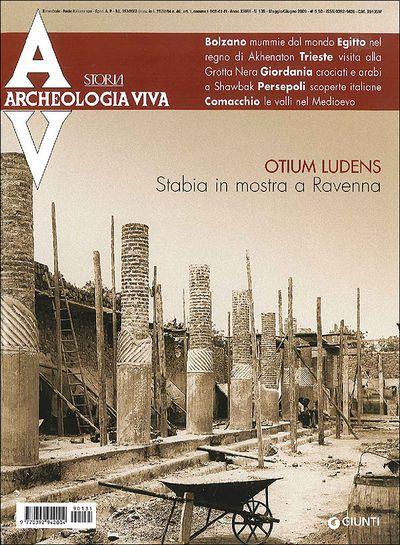 Archeologia Viva n. 135 - maggio/giugno 2009