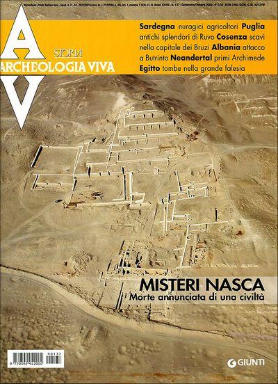 Archeologia Viva n. 137 - settembre/ottobre 2009