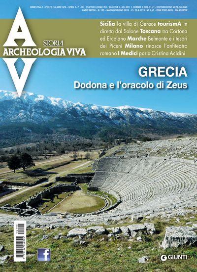 Archeologia Viva n. 195 - maggio/giugno 2019