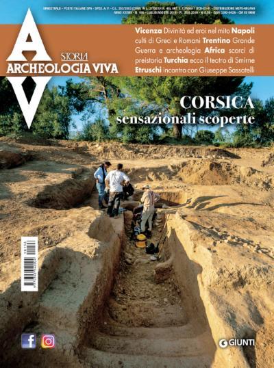 Archeologia Viva n. 196 - luglio/agosto 2019