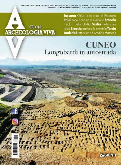 Archeologia Viva n. 198 - novembre/dicembre 2019