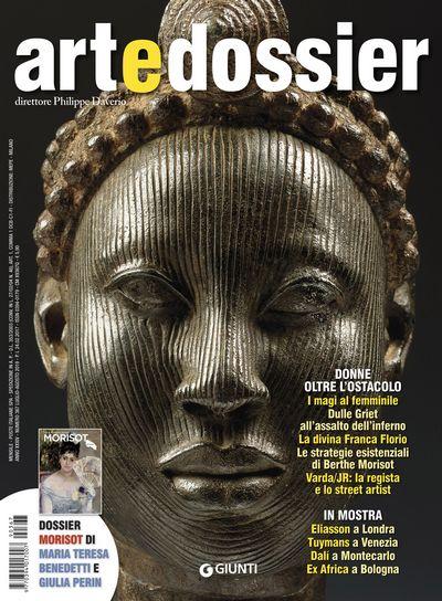 Art e dossier 367, Luglio/Agosto 2019