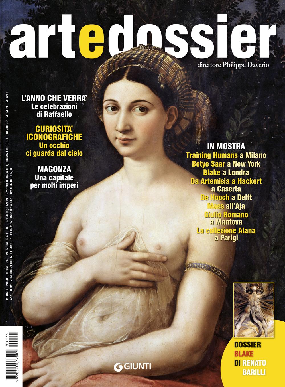 Art e dossier 371, Dicembre 2019