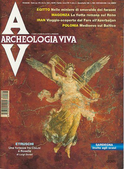 Archeologia Viva n. 68 - marzo/aprile 1998