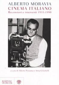 Cinema italiano. Recensioni e interventi 1933-1990