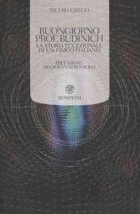 Buongiorno prof. Budinich. La storia eccezionale di un fisico italiano