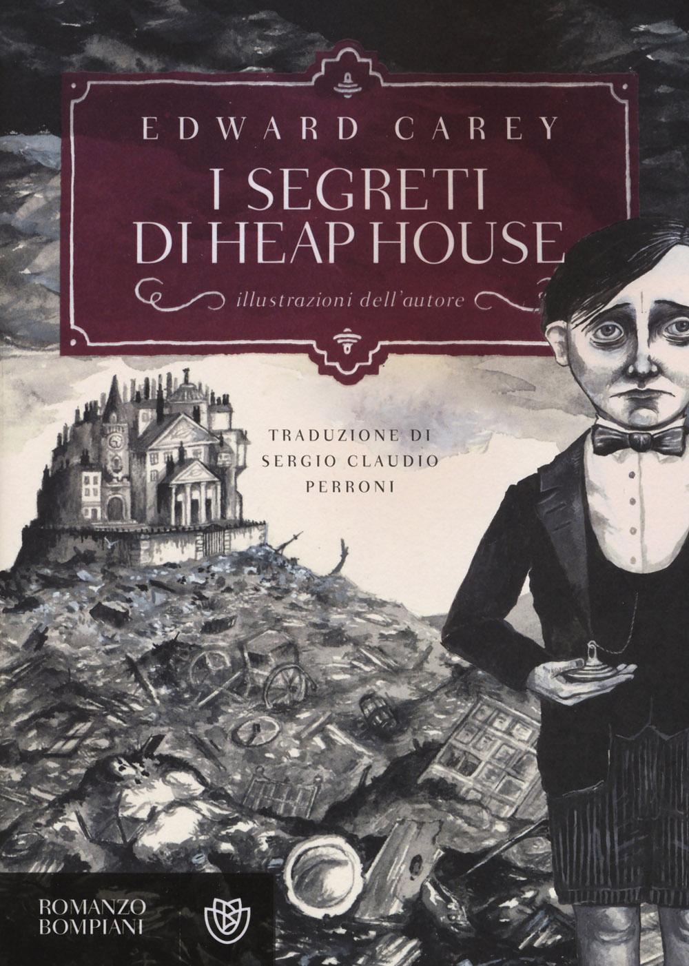 I segreti di Heap House. Iremonger