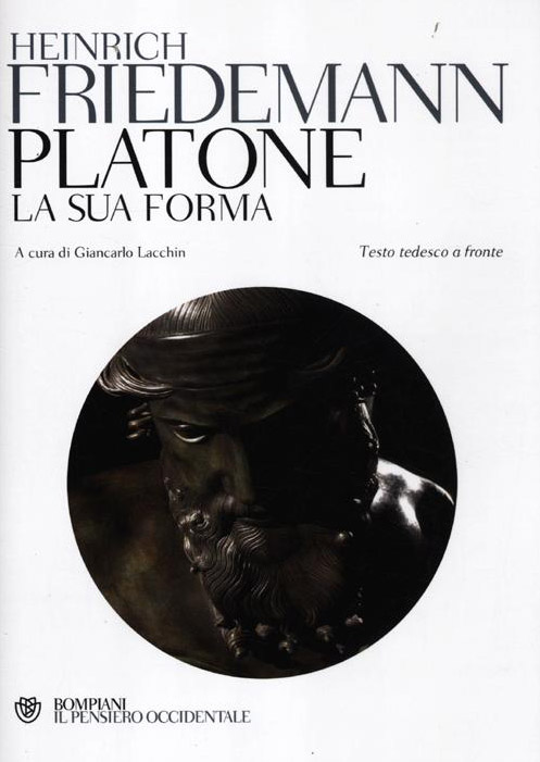 Platone. La sua forma. Testo tedesco a fronte