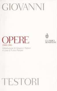 Opere (1943-1961)