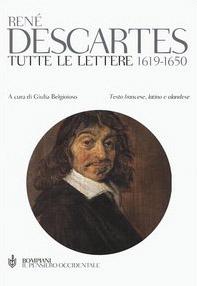 Tutte le lettere 1619-1650. Testo francese a fronte