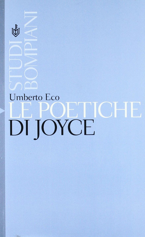Le poetiche di Joyce