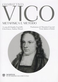 Metafisica e metodo. Testo latino a fronte