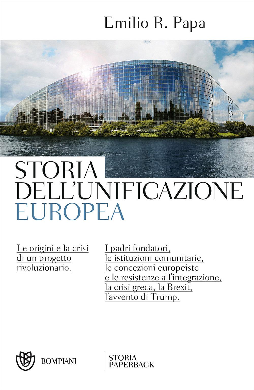Storia dell'unificazione europea