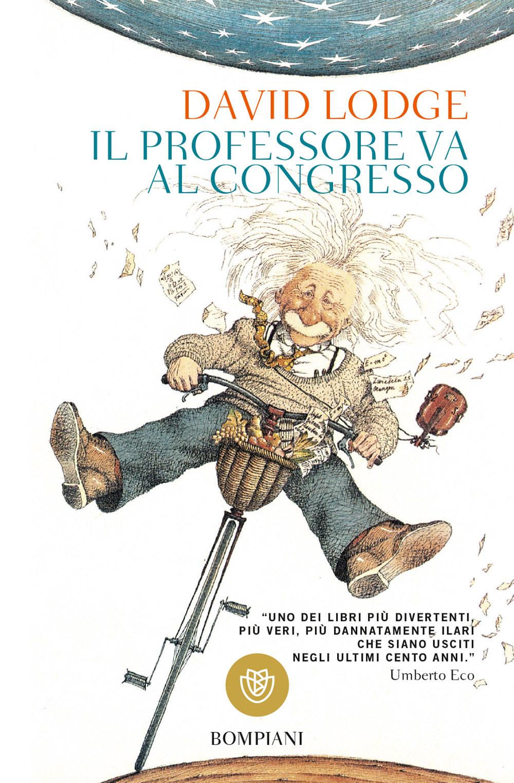 Il professore va al congresso