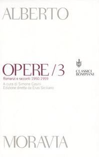 Opere. Romanzi e racconti 1950-1959