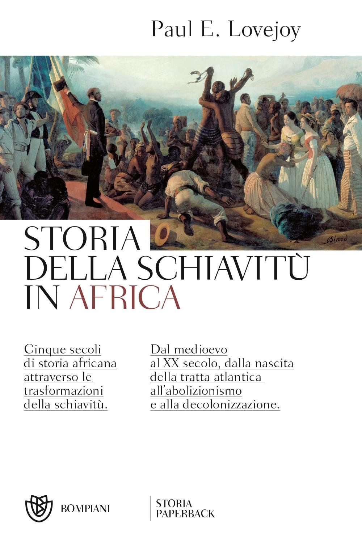Storia della schiavitù in Africa